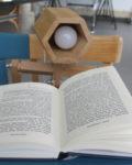 Lampe Robot - Notre mascotte, Coco, s'amuse comme un fou !