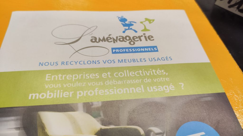 Recyclage et Upcycling